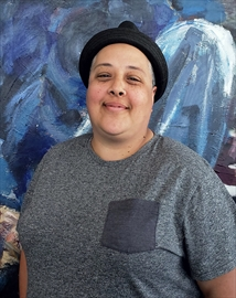 Debby Nunes is co-chairperson of the East Side Pride Collective in Scarborough. She's been involved with the East Side Pride festival since it began five years ago.