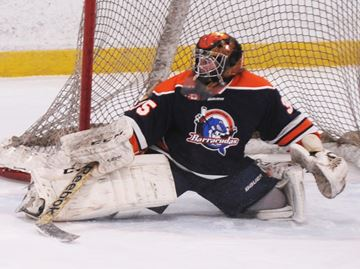 Burlington Barracudas post second straight shutout