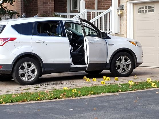Police identify Newmarket shooting victim gunned down Oct. 4