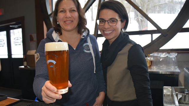 Blue Mountain, Creemore Springs collaborate on new beer
