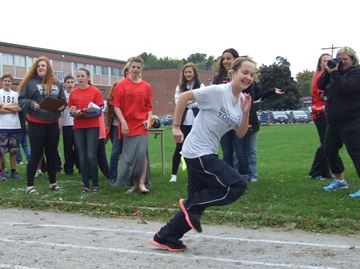 Special Olympics meet under way at Orillia Secondary School