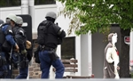 Police sniper shoots man who says he has bomb at TV station-Image3