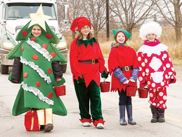 It's beginning to look a lot like Christmas in Beeton