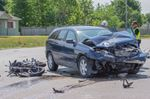 Collision closes Yonge Street and Cty. Rd. 89 in Innisfil