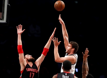 Raptors blow big lead, edge Nets 127-122 in overtime-Image1
