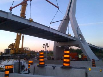 Airport Parkway bridge set to open with community procession