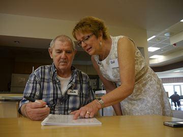 Orillia dementia workshop for caregivers
