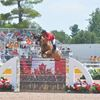 Show jumpers make tomorrow's final