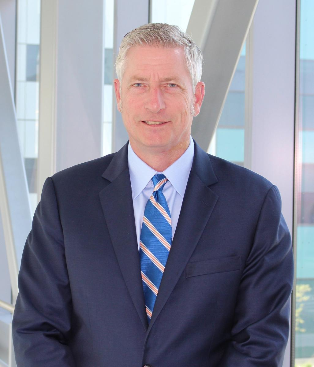 Eric Vandewall, CEO of Joseph Brant Hospital, Burlington