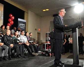 Watson supports new library partnership– Image 1