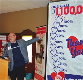 United Way of Leeds Grenville launches 2014 campaign– Image 1