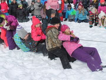Winter Carnaval a hit with Meaford students