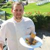 Chef de Cuisine Andy Robertson, Windermere House