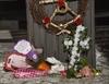 PHOTOS: Barn fire memorial