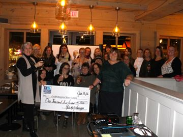 Glamapalooza raises $1500 for Collingwood hospital