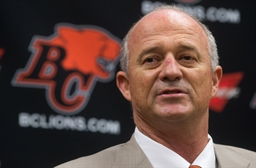 B.C. Lions name Jeff Tedford head coach-Image1