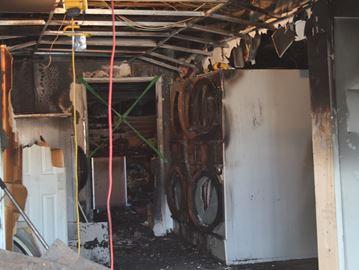 Huntsville fire destroys woman's livelihood