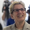 Not fighting climate change would be 'irresponsible': Wynne