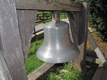 Campaign underway to reset historic bell