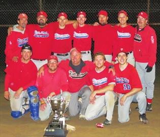 Latta Rivermen win Baseball League title– Image 1