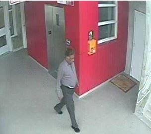 Suspect identified
