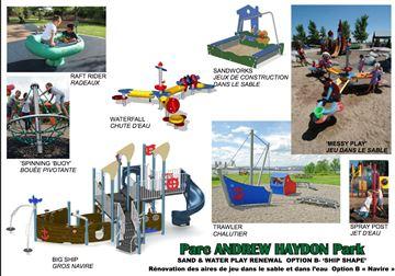 Andrew Haydon Park renewal option B