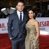 Channing Tatum and wife Jenna will 'force feed' daughter Step Up-Image1