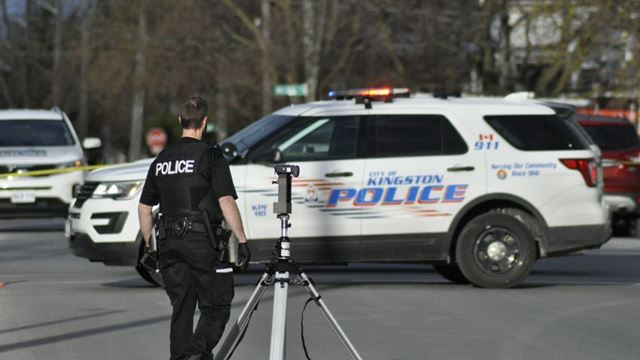 Kingston Police investigate alleged home invasion