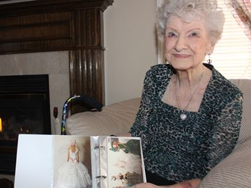 Wasaga woman celebrates a century, and then some