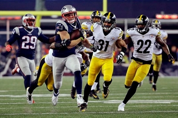 They're Back: Brady and Patriots win AFC, 36-17 vs Steelers-Image1