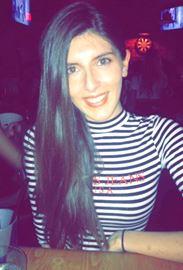 Film fan Samantha Zanjani