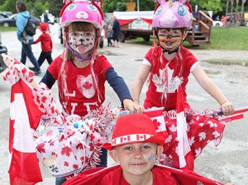 Canada Day TBM