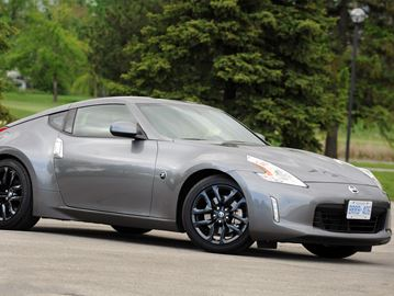 2016 370Z Coupe Enthusiast Edition
