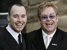 Happy day: Elton John, David Furnish marry in England-Image1