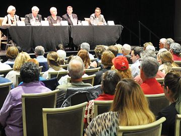 7 quotes from Simcoe North byelection debate in Midland