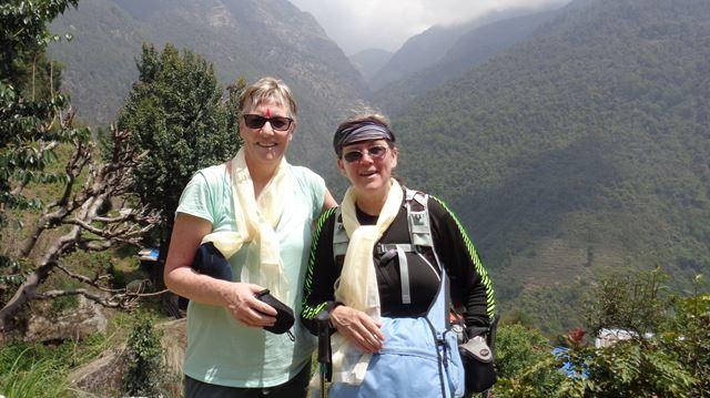 Milton women recall terror of earthquake during Nepal vacation