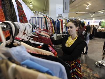 Vintage Clothing Show