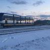 Light Rail Vehicle by Bombardier