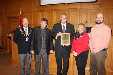Chamber celebrates milestone anniversary