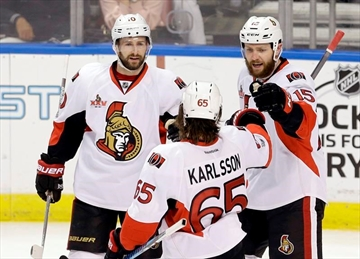Turris, Anderson lead Senators to 2-1 win over Panthers-Image1