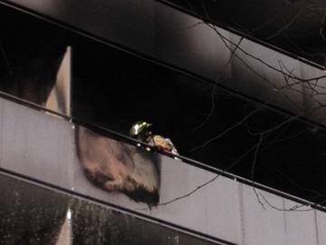 Fire put out at Burlington apartment