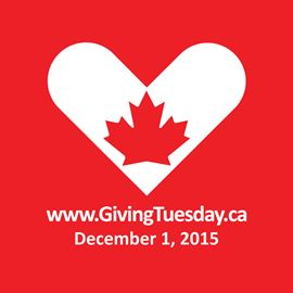 GivingTuesday is Dec. 1