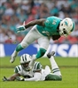 Ivory, Fitzpatrick lead Jets over Dolphins 27-14 at Wembley-Image1
