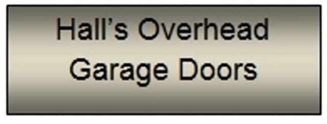 Hall 39 s overhead doors for Garage appeal coupon code