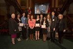 Garth Webb Secondary honoured with Lieutenant Governor's Award