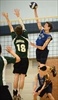Senior volleyball