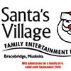 Win a family pass to Santa's Village