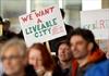 VIDEO: Pro LRT rally at City Hall