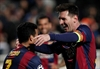 Messi sets European record with 74 goals-Image1