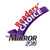 The Mirror's 2016 Readers' Choice Awards